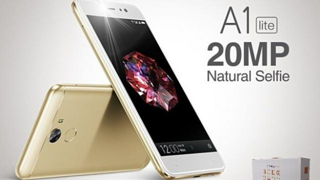 Gionee A1 Lite Smartphone With 20mp Selfie Camera Specs And Price
