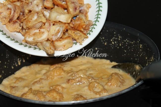 Sotong Butter