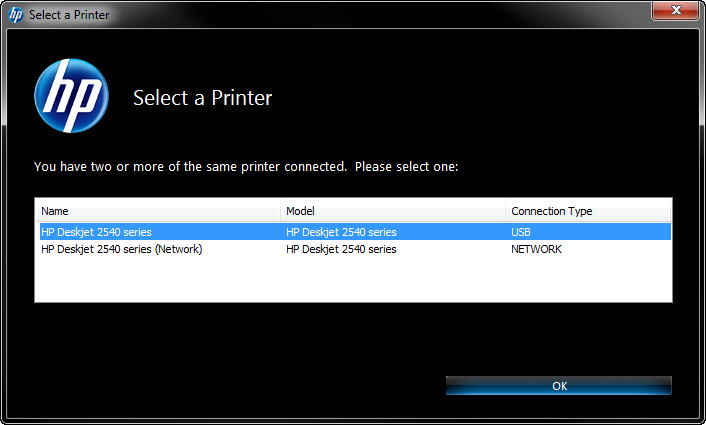 hp support assistant can't find printer (download) - Printer