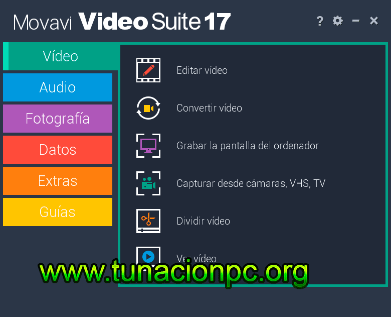 Descargar Movavi Video Suite Full Español