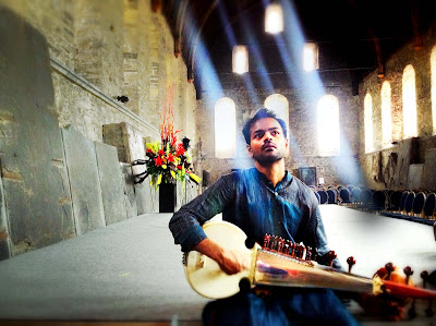 Soumik Datta (Photo courtesy of Soumik Datta Arts)