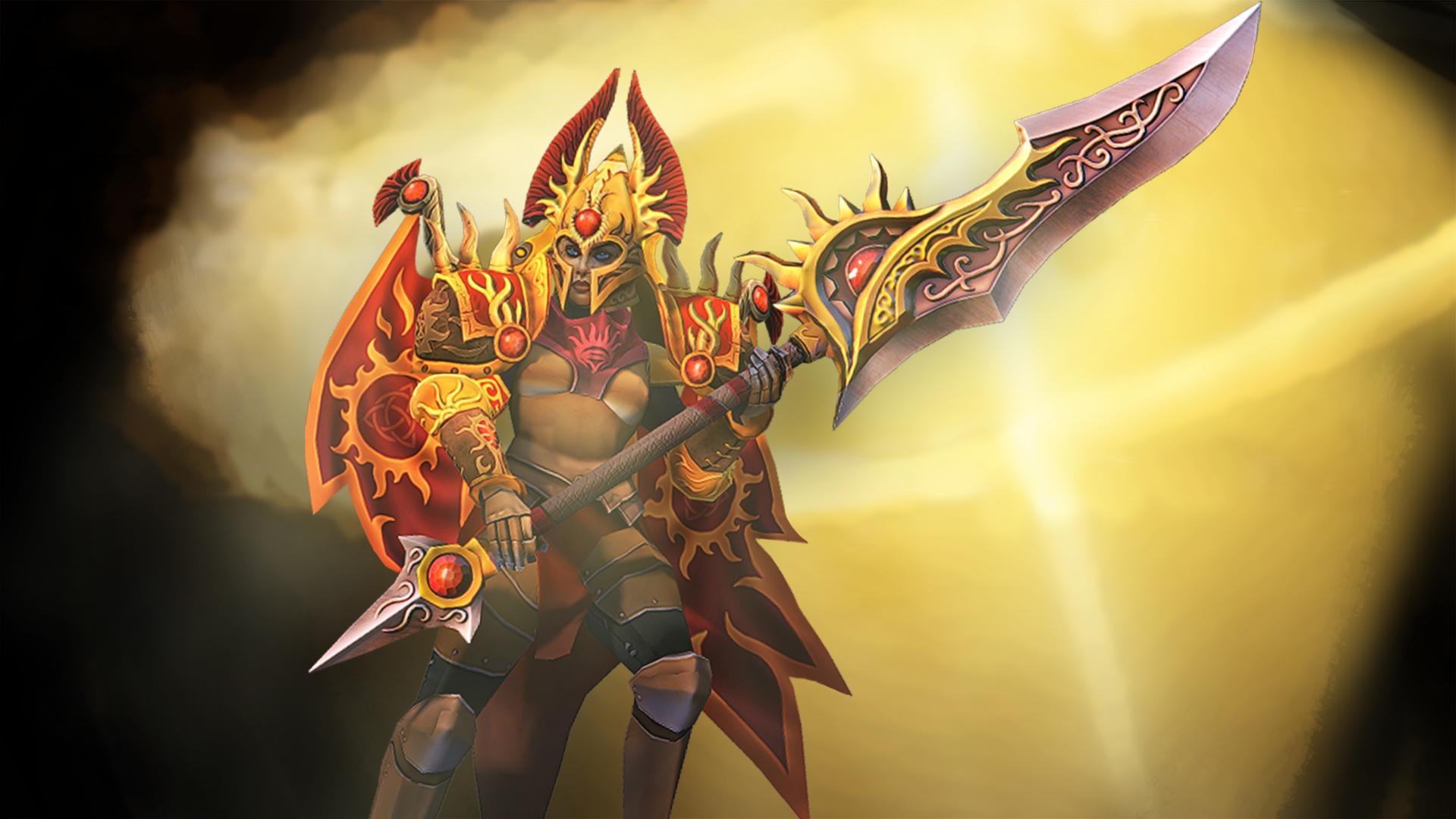 Dota 2 Legion Commander 3r Wallpaper HD