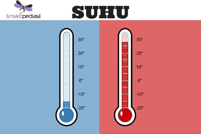 Suhu [LENGKAP]: Pengertian, Rumus, Perbandingan, Contoh Konversi