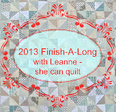 Finish A Long 2013