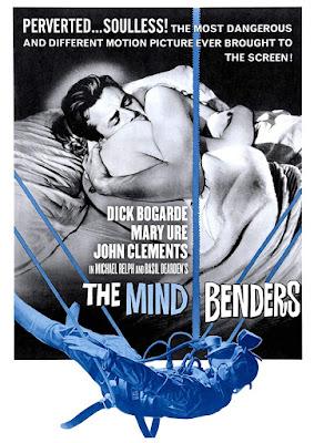 The Mind Benders 1963 Dvd