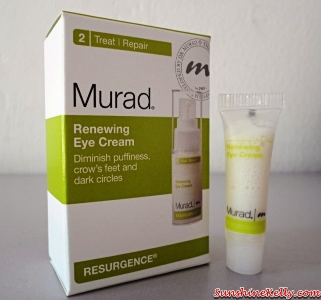 Love is in the Bag, Bag Of Love First Anniversary, Murad Resurgence Renewing Eye Cream, beauty bag, skincare, beauty review