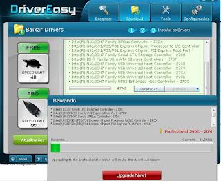 Atualizando todos drive seu computador