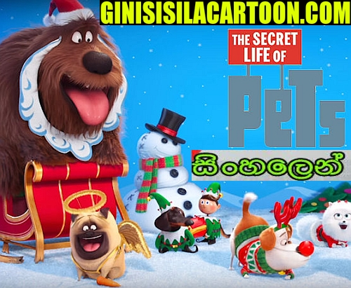 Sinhala Dubbed - The Secret Life of Pets (2016)