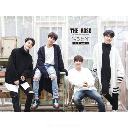 The Rose – The Rose 2nd Single `Like We Used To`