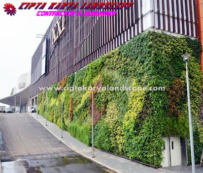 taman dinding  | CIPTA LANDSCAPE : jasa tukang taman