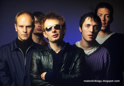 Radiohead - Creep Lirik