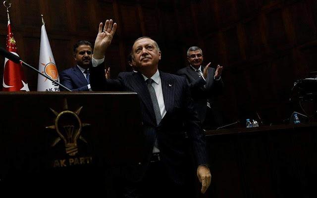 """Ο Ερντογάν """"απειλεί"""" την Ευρώπη με... δημοψήφισμα"""