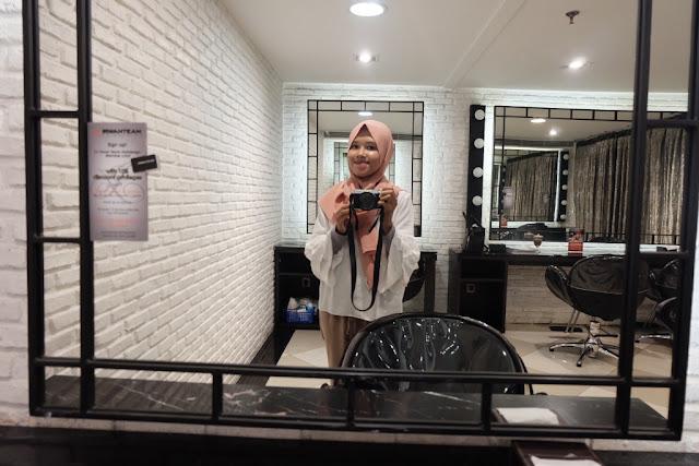 review perawatan di hijab private area Irwan Team Summarecon Bekasi