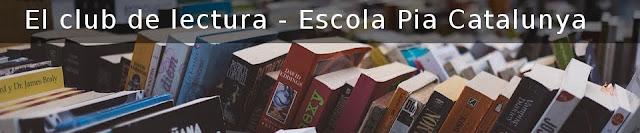Club de lectura Escola Pia Catalunya