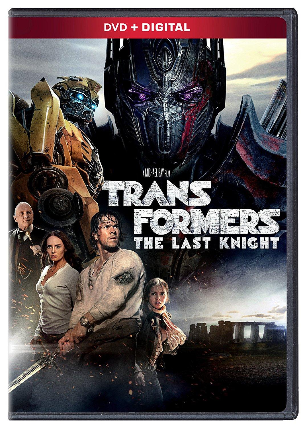 new on dvd and bluray transformers the last knight