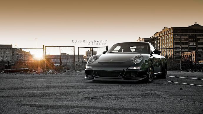 Wallpaper: Porsche 911