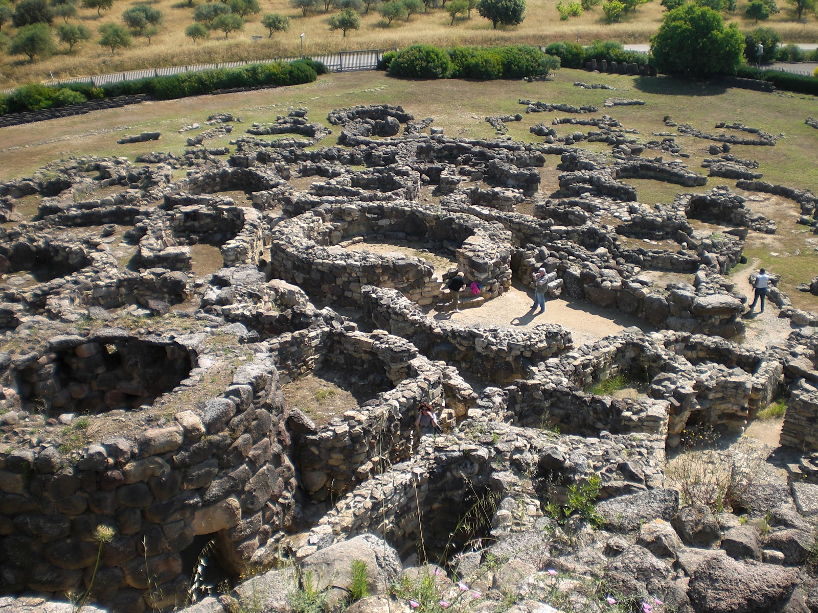 Old Farts On A Bike To Turkey Southern Sardinia