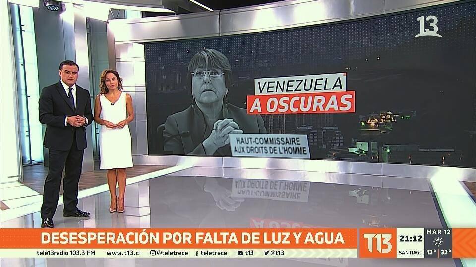 Colegio de Periodistas rechaza falta a la ética de Canal 13
