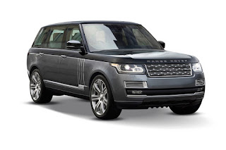 Range Rover Autobiography Color(s)