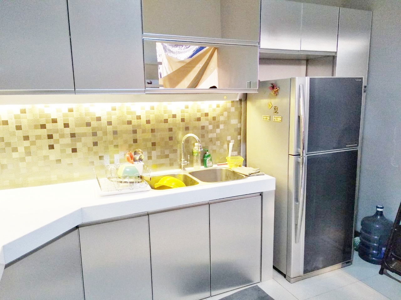 Kitchen set sidoarjo surabaya 2018