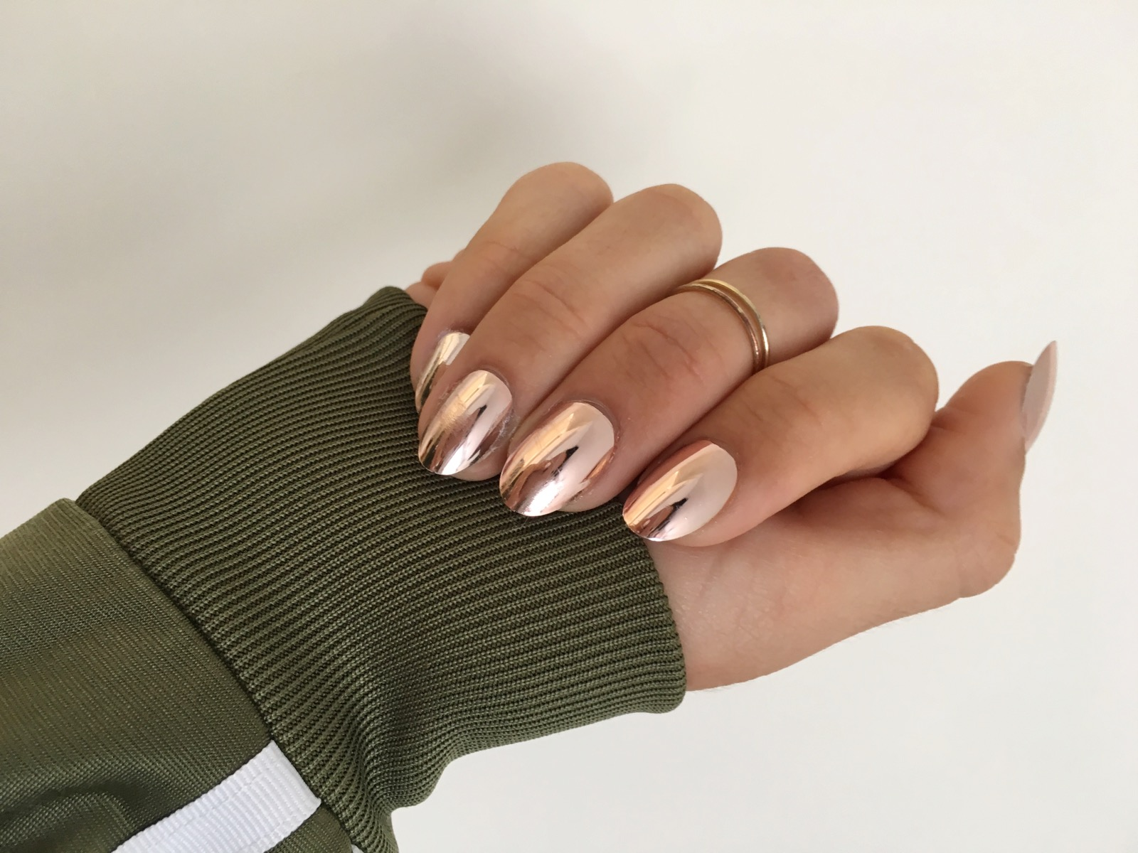 Classic rouge nail trends elegant touch press on nails for A touch of gold tanning salon