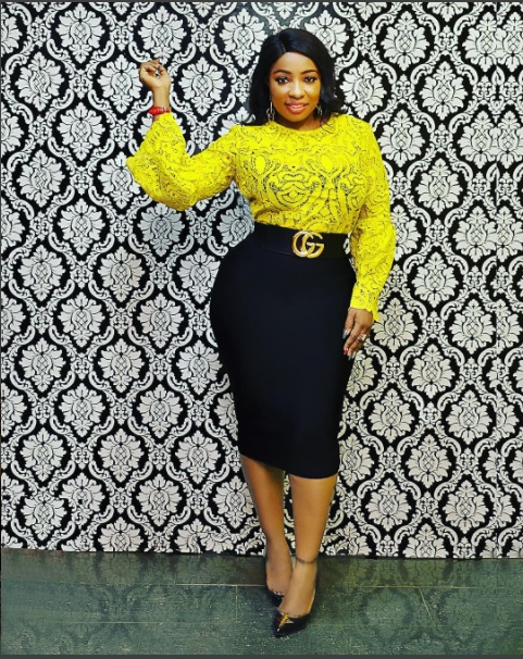 Most Curvy Nigerian Celebrities