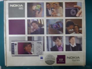 Dus Nokia N95 Seken