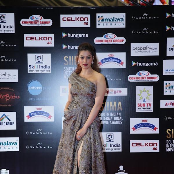 Raai Laxmi latest photos from SIIMA 2016