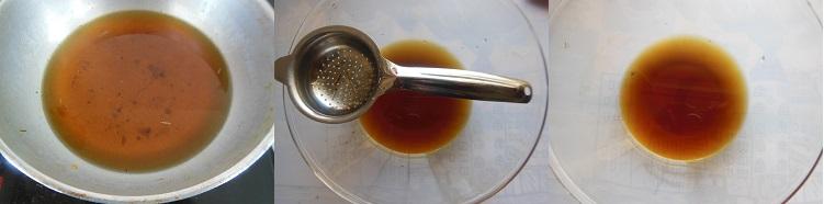 How to make Mango Pachadi  - Step 2