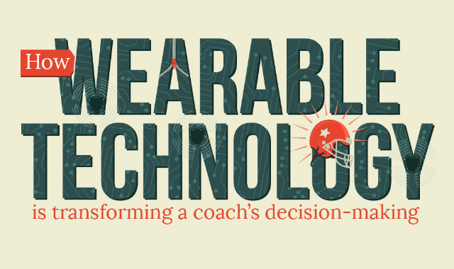 How Wearable Tech is Transforming a Coach's Decision-Making