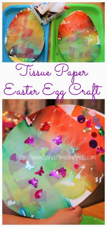 easter egg activity