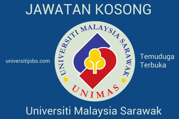 Temuduga Terbuka Universiti Malaysia Sarawak
