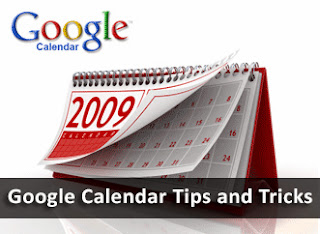 Google Calendar Tips and Tricks