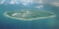 науро остров среди океана