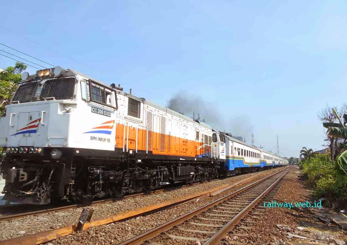 Harga Tiket Kereta Api Sawunggalih Juni