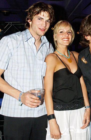 Ashton Kutcher Brittany Murphy Was First to Dance