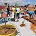 Comunidade e governo se unem para revitalizar praça no Sol Nascente, em Ceilândia