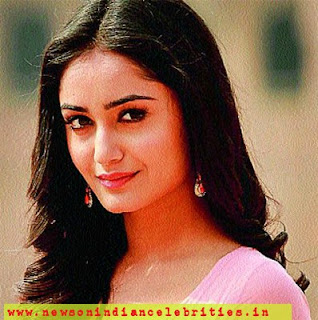Actress Tridha Choudhury