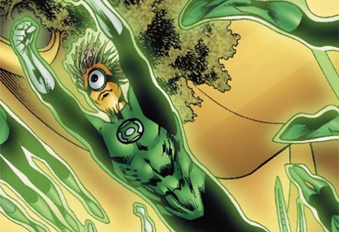 Daftar Anggota Green Lantern Corps – Bagian 1