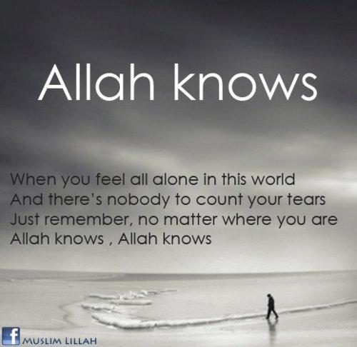 Allah  Alone  is Suffi...