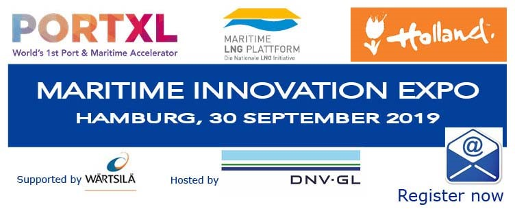 HANSETIPP: Maritime Innovation Expo am 30.9.129
