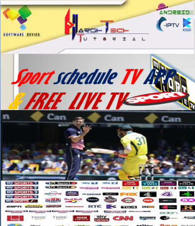 DOWNLOAD ANDROID   sport schedule TV  App AND YOU CAN WATCH OVER 100's OF FREE CABLE TV CHANNEL,SPORTS,MOVIES ON ANDROID DEVICE'S.