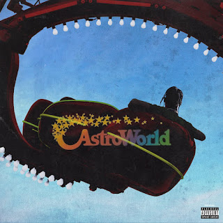 """Top 5 Fan Made Album Cover For """"Astroworld"""" By Travis Scott"""