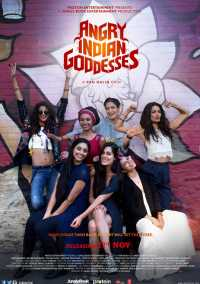 Angry Indian Goddesses (2015) 700MB Download DVDRip