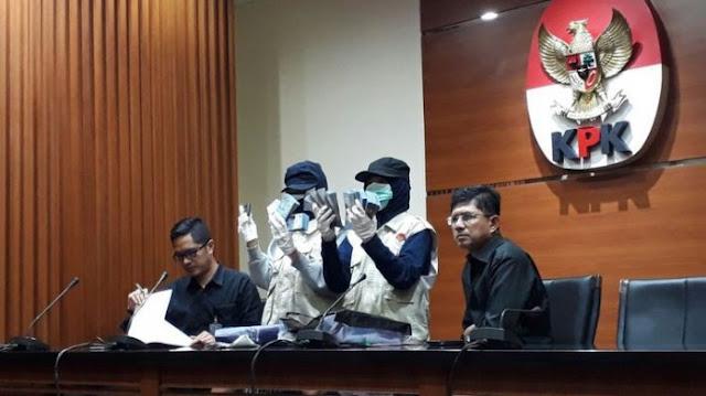 HOT NEWS: KPK OTT, Anggota DPR dan Ketua Pengadilan Diciduk, Diduga Skandal Korupsi