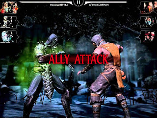 Download Game android apk Offline  Mortal Kombat X MOD APK + OBB v1.15.0 OFFLINE - Gilaandroid.com Situs Game android Mod Apk Terbaru