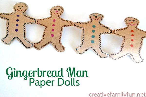 Gingerbread Man Shape Game   Gingerbread man math activities ...   400x600