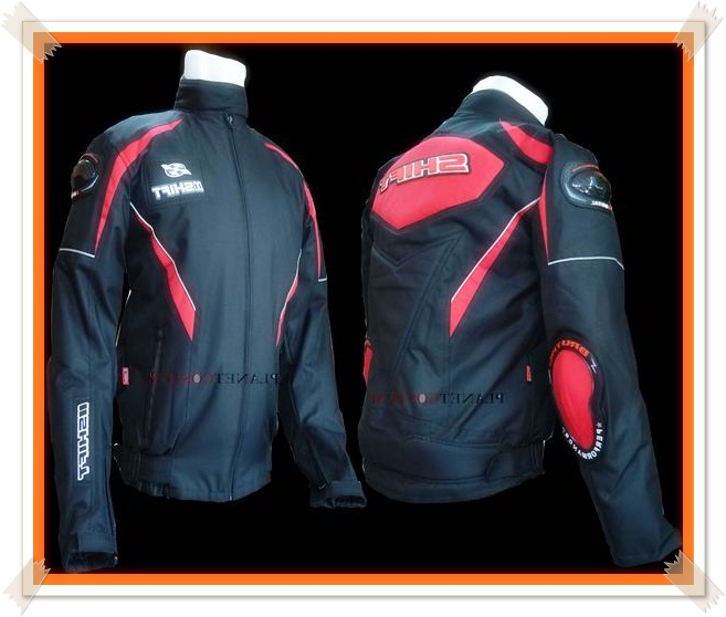 model jaket touring shift