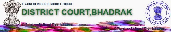 Court Clerk Jobs Office of the District & Session Judge Bhadrak