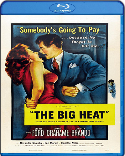 The Big Heat [1953] [BD25] [Español]